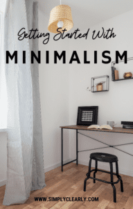 Free Ebook Getting Started With Minimalism